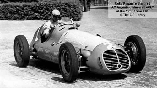 1950 Formula One season wwwoldracingcarscomImagesgplMaserati4CLTPaga
