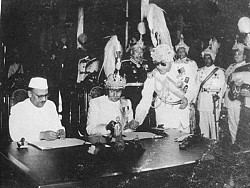 1950 Indo-Nepal Treaty of Peace and Friendship