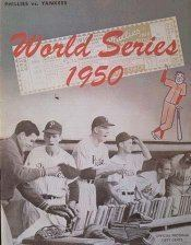 1950 World Series 1950 World Series by Baseball Almanac