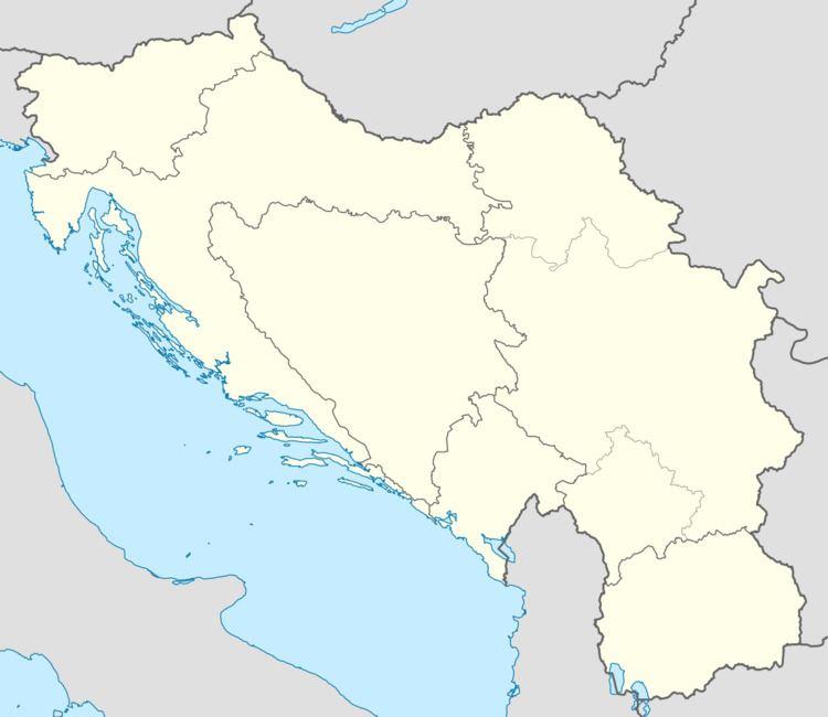 1950 Yugoslav Second League