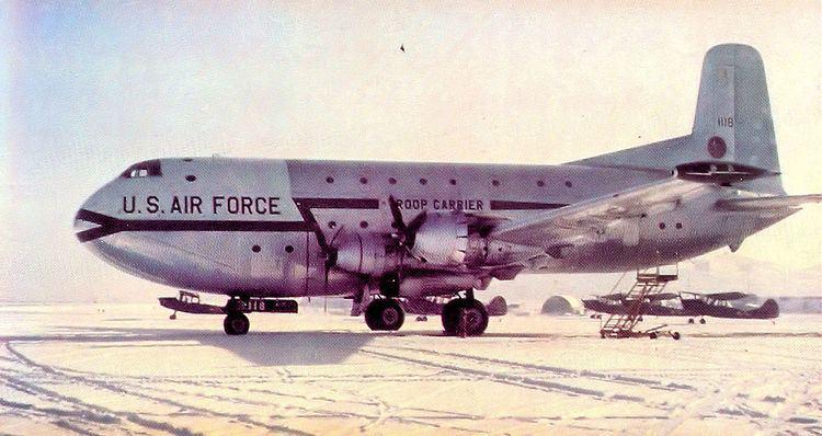 1951 Atlantic C-124 disappearance