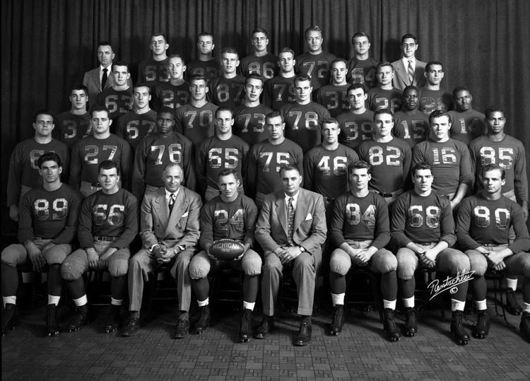 1951 Michigan Wolverines football team