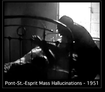 1951 Pont-Saint-Esprit mass poisoning Historical Accounts of Remarkable Events