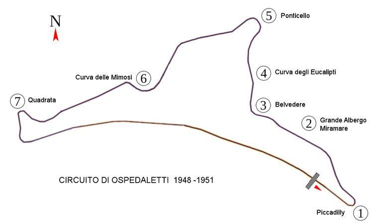 1951 San Remo Grand Prix