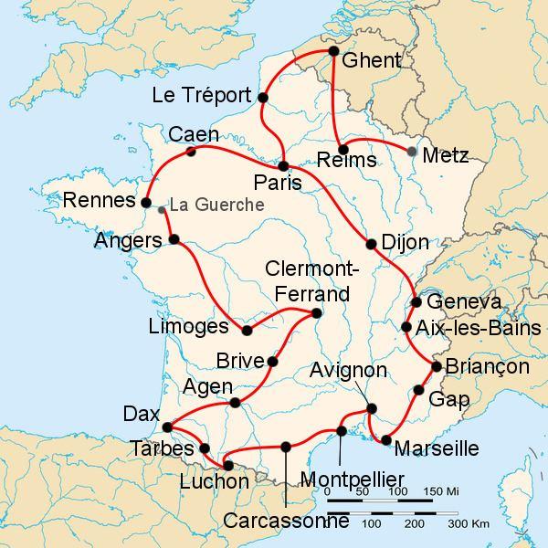 1951 Tour de France