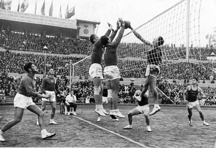 1952 FIVB Volleyball Men's World Championship