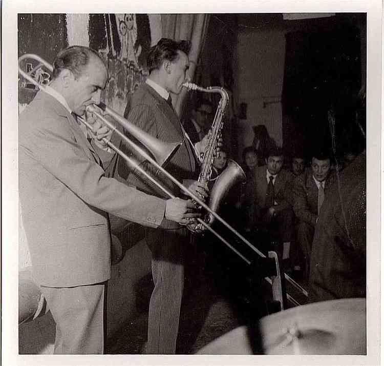 1952 in jazz