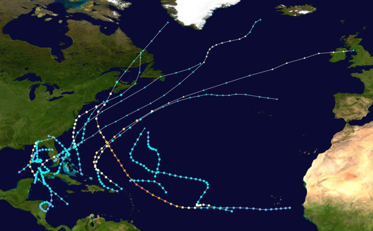 1953 Atlantic hurricane season