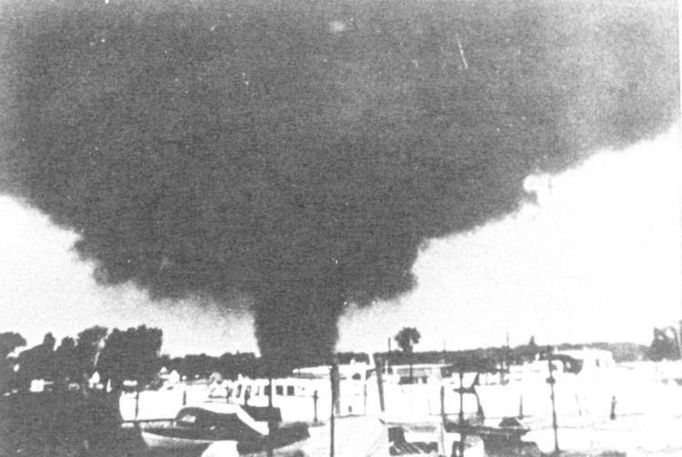 1953 Flint–Beecher tornado The Science Behind the FlintBeecher Tornado