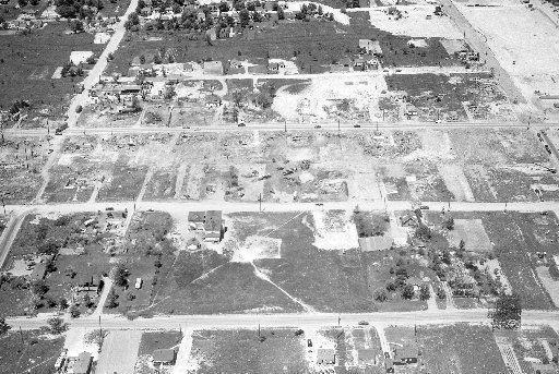 1953 Flint–Beecher tornado Joplin Mo tornado overtakes 1953 Beecher storm for country39s