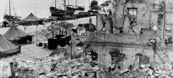 1953 Ionian earthquake Photography exhibition 60 years after the Great Zakynthos Earthquake