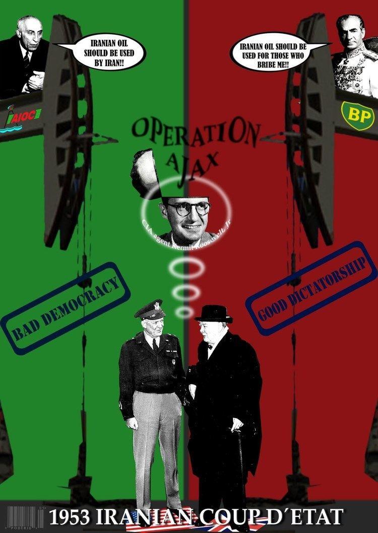 1953 Iranian coup d'état wwwopsecnewscomwpcontentuploads201304Opera