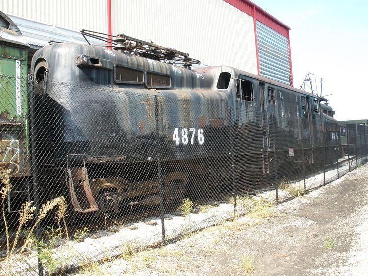 1953 Pennsylvania Railroad train wreck