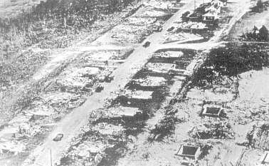 1953 Worcester tornado The Weather Doctor Almanac 2003 The Worcester Tornado of 1953
