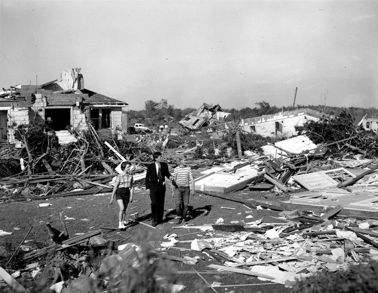 1953 Worcester tornado Pictures of the 1953 Worcester Massachusetts tornado Photos