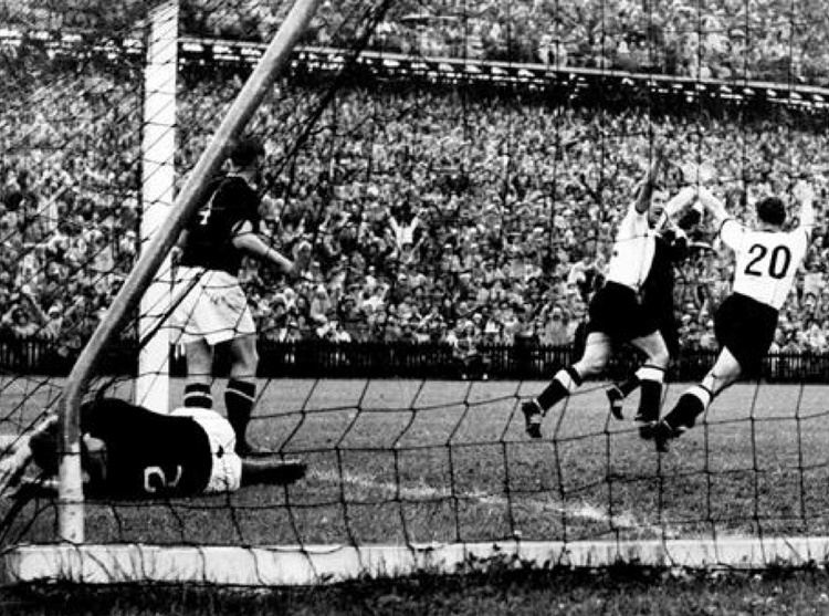 1954 FIFA World Cup 1954 FIFA World Cup 39The Miracle of Bern39 Young Journalist Academy