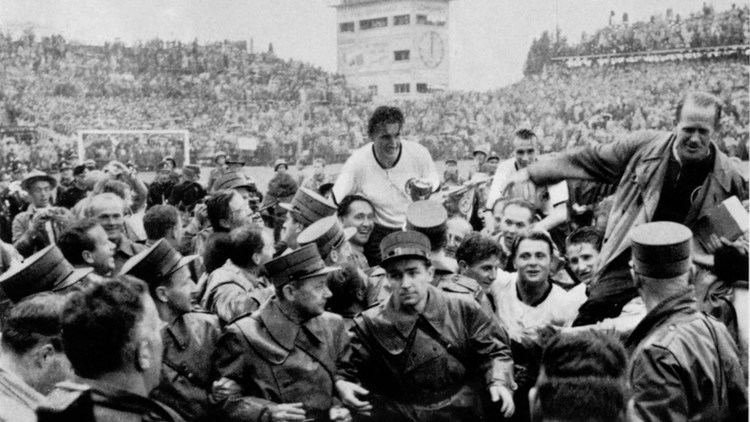 1954 FIFA World Cup Final 1954 FIFA World Cup Switzerland FIFAcom