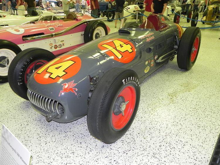 1954 Indianapolis 500