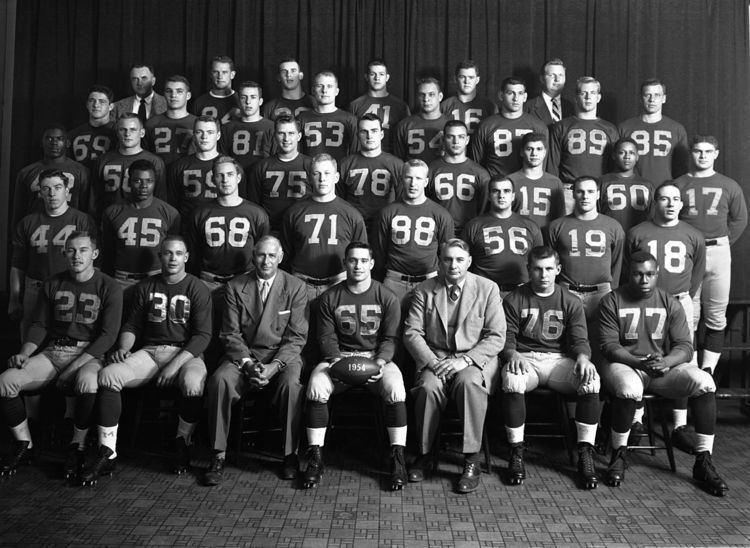 1954 Michigan Wolverines football team