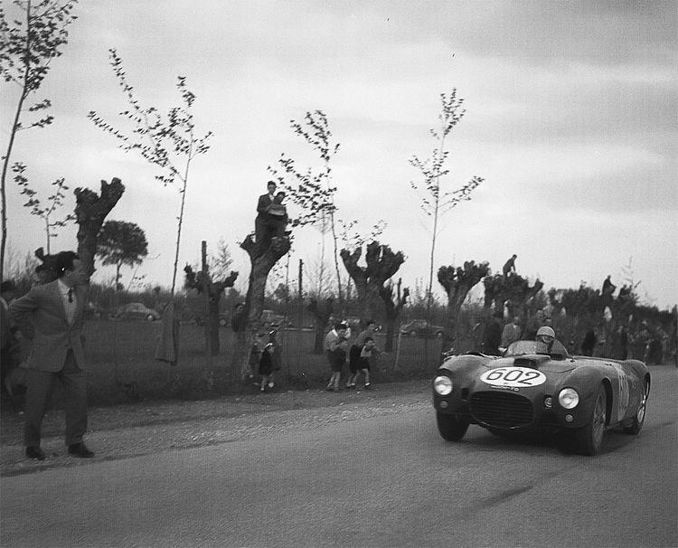 1954 Mille Miglia Mille Miglia 1954