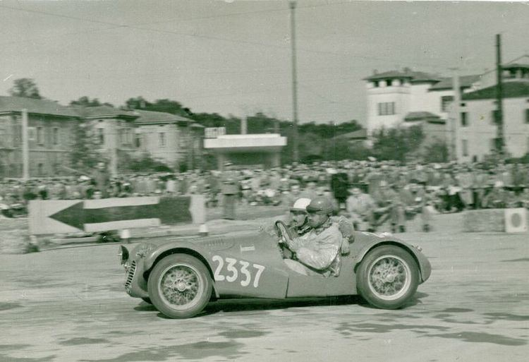 1954 Mille Miglia Lost and Found After 60 Years A Truly Italian History