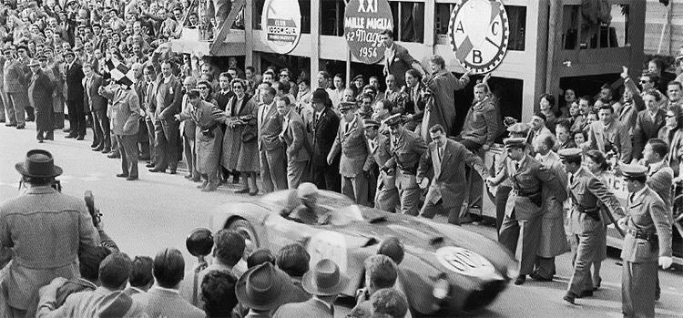 1954 Mille Miglia 1000 images about Mille Miglia on Pinterest