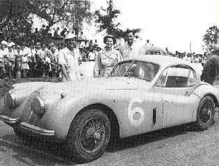 1954 Mount Druitt 24 Hours Road Race
