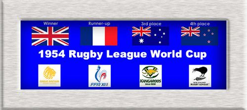 1954 Rugby League World Cup wwwrugbyleagueplanetcomimagesworldcup1954195