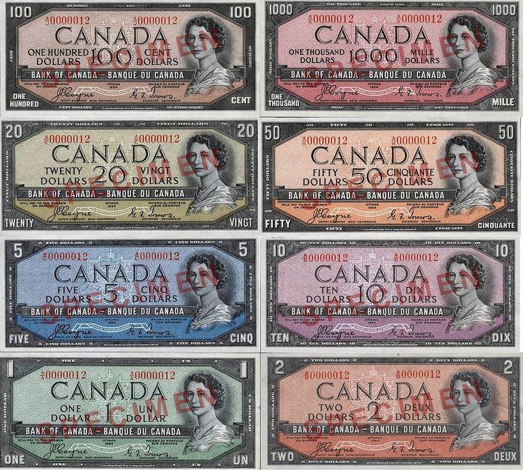 1954 Series (banknotes)