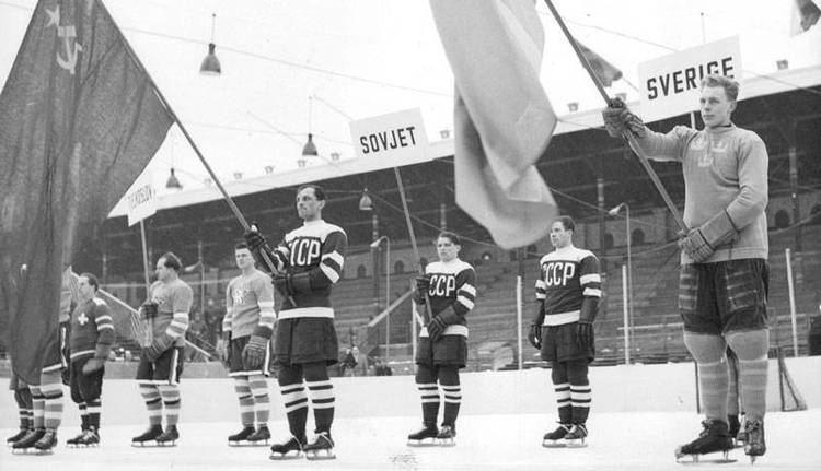 1954 World Ice Hockey Championships