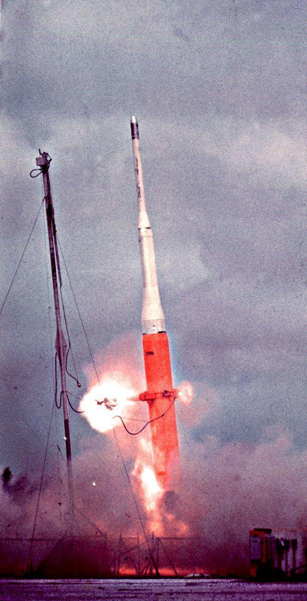 1955 in spaceflight