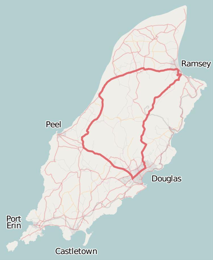 1955 Isle of Man TT