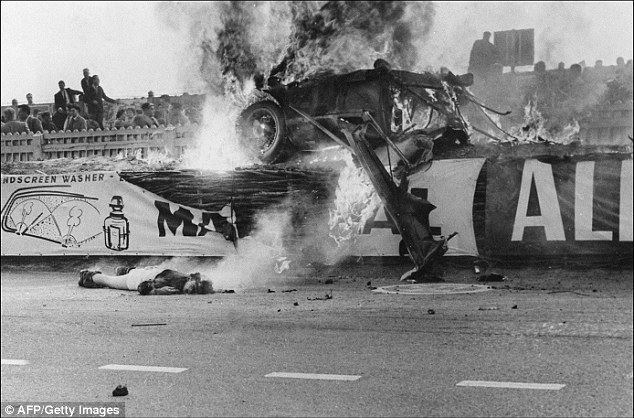 1955 Le Mans disaster Le Mans 1955 horror crash that killed 82 people will always be motor