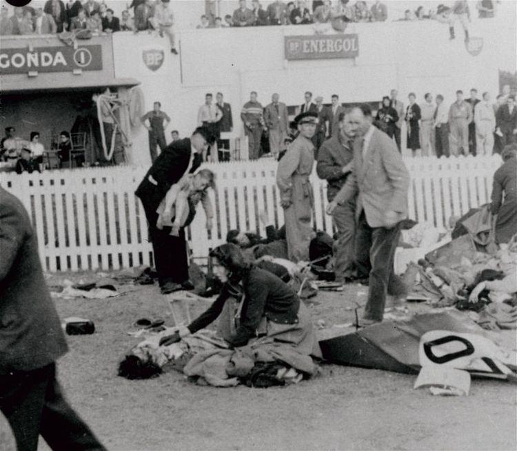 1955 Le Mans disaster httpsikinjaimgcomgawkermediaimageupload