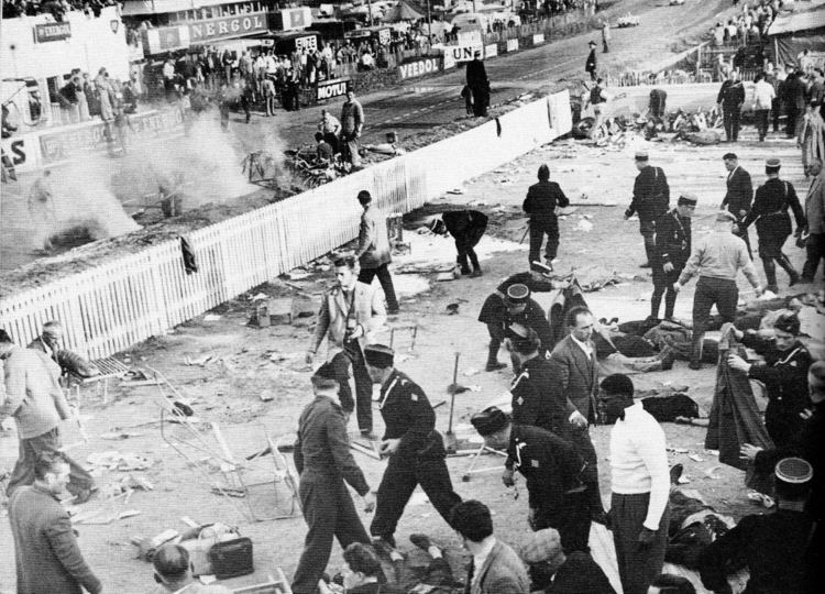 1955 Le Mans disaster Recalling the Le Mans Crash 0f 1955
