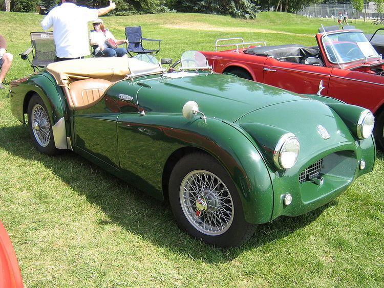 1955 Moomba TT