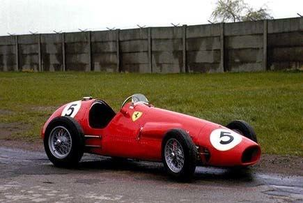 1955 South Pacific Championship for racing cars