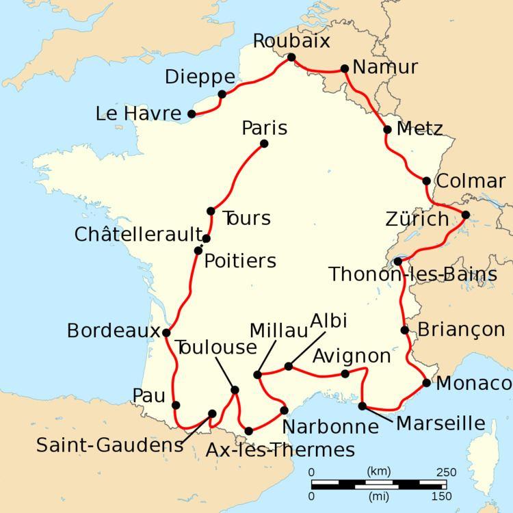 1955 Tour de France