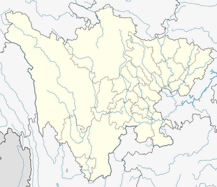 1955 Yuzha earthquake
