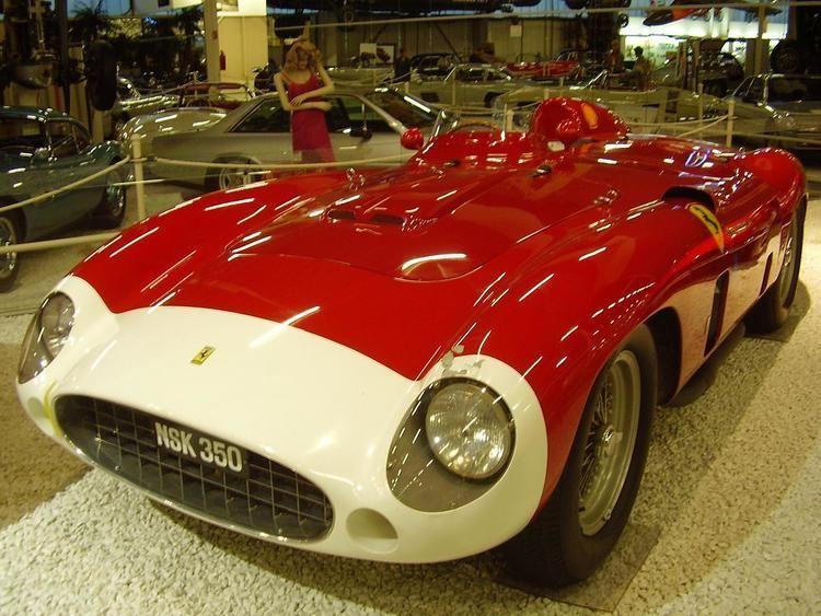 1956 12 Hours of Sebring