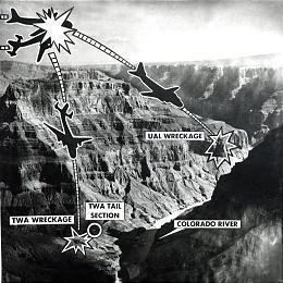 1956 Grand Canyon mid-air collision Canyon Ministries How US Air Travel was Affected by a Grand Canyon