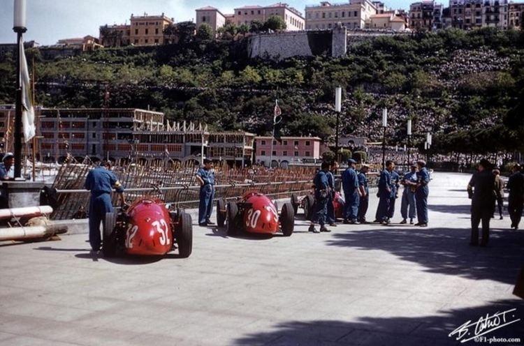 1956 Monaco Grand Prix Stirling Moss Monaco GP 1956 Maserati 250F Primotipo