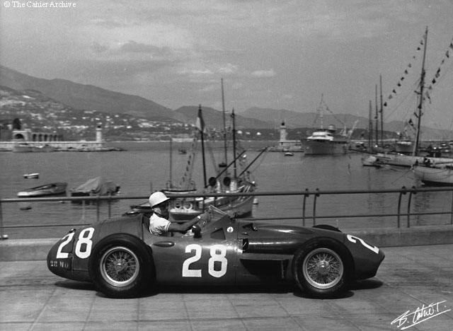 1956 Monaco Grand Prix Monaco GP 1956 Race Report GP Encyclopedia F1 History on