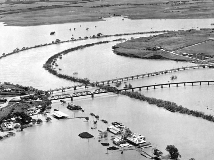 1956 Murray River flood The big wet Remembering the Murray River floods of 1956 AdelaideNow