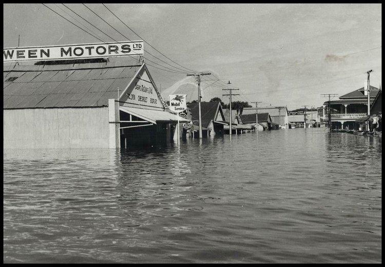 1956 Murray River flood 1956 Murray River flood Wikipedia