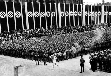 1956 Olympic Flame hoax