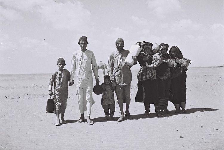 1956–57 exodus and expulsions from Egypt