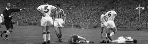 1957 FA Cup Final 1957 FA Cup Final Aston Villa 2 Man Utd 1 Aston Villa Central