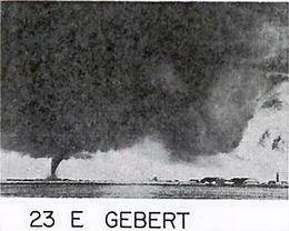1957 Fargo tornado httpsuploadwikimediaorgwikipediacommonsthu