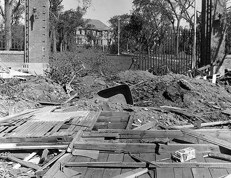 1957 Fargo tornado 1957 Fargo tornado remembered in picture collection NDSU News NDSU